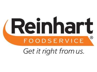 Reinhart Foodservice Pinchapalooza sponsor