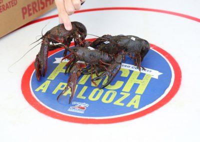 Crawfish races_Pinchapalooza festival_Deanies Seafood